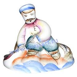 Скульптурка Ловись рыбка
