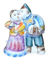 Скульптурка Свидание (вар. Поцелуй)