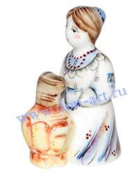 Скульптурка У кумы