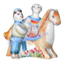 Скульптурка Встреча