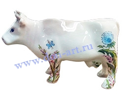 Скульптура Корова