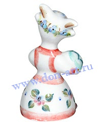 Скульптурка Коза-дереза