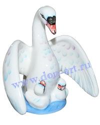 Скульптурка Лебеди