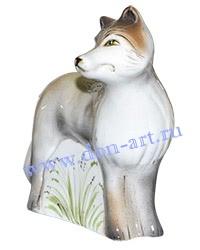 Скульптурка Волк