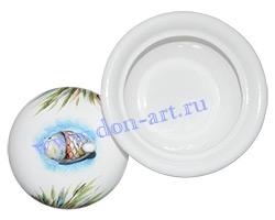 Солонка Край Донской (вар. Рыбы)