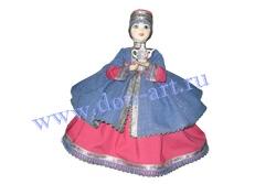 Кукла Лукерья