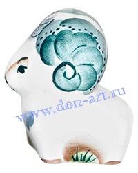 Сувенир Одуванчик (Серый)