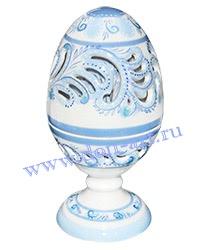 Сувенир Яйцо Воскресенье (Зима)