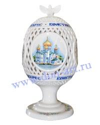 Сувенирное яйцо Храмовое