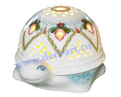 Светильник электрический Черепашка