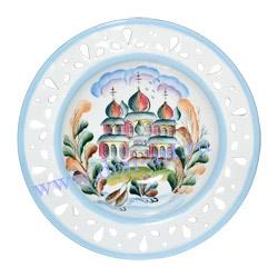 Тарелка Донская песня (вар. Храм)