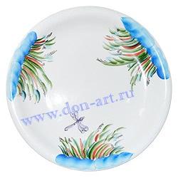 Тарелка Край Донской (вар. Рыбы)