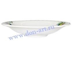 Тарелка порционная Щедроты Дона